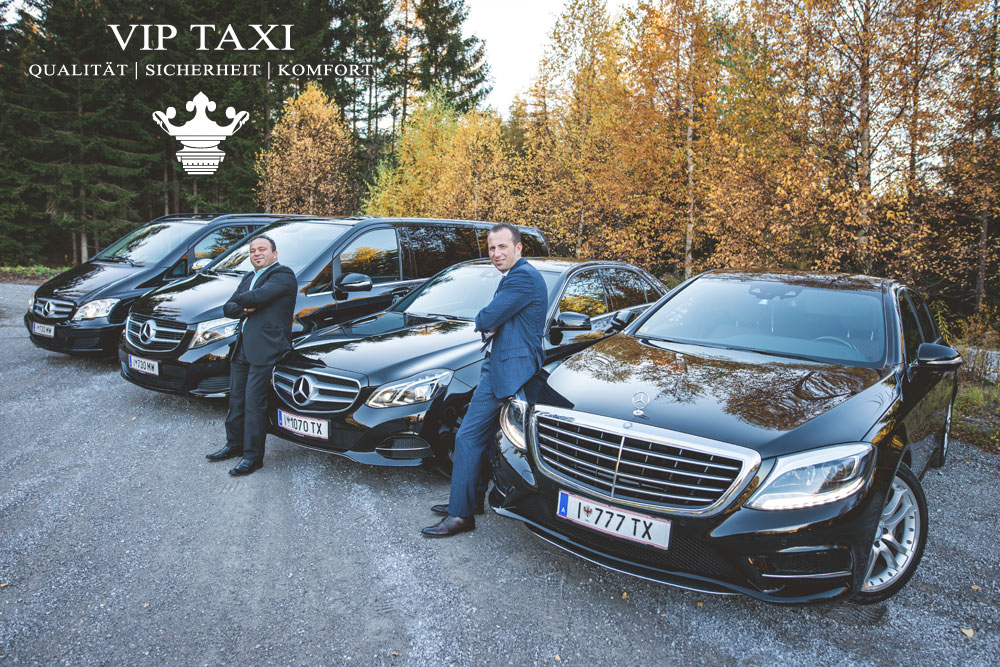VIP Taxi Innsbruck - Über uns