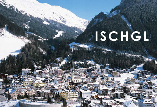 Taxi Innsbruck nach Ischgl