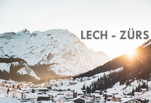 Taxi Innsbruck nach Lech Zürs