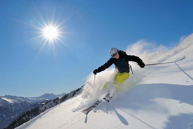 Skiurlaub in Tirol