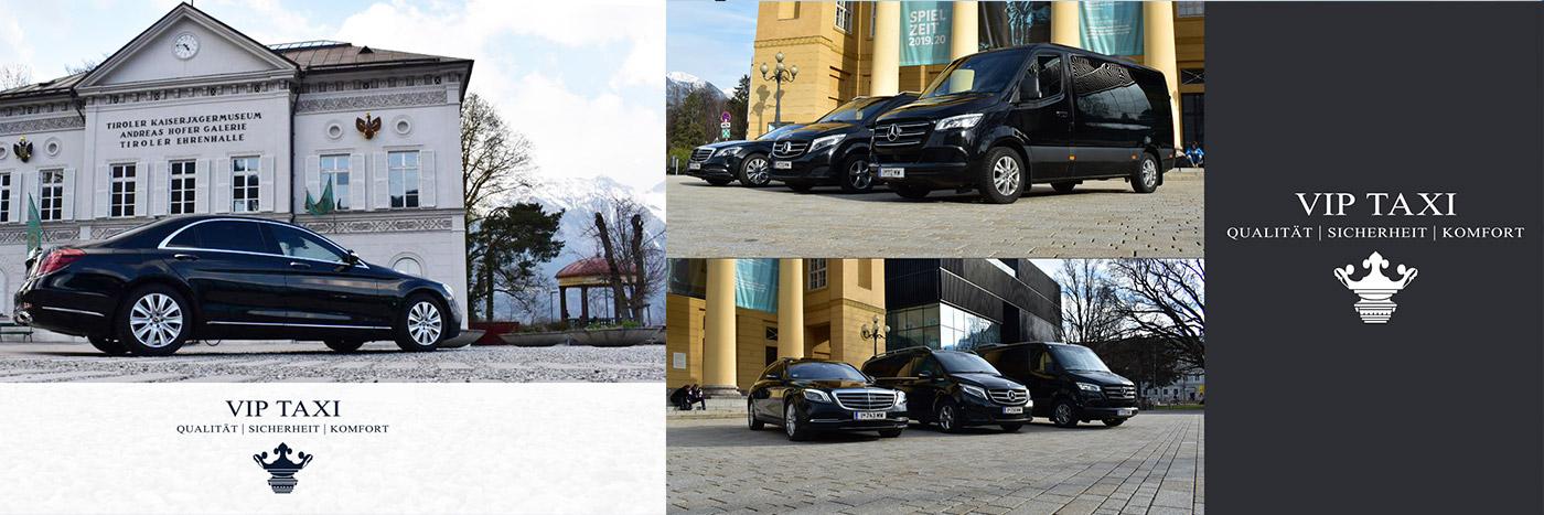Taxi Innsbruck - VIP Transfer Tirol